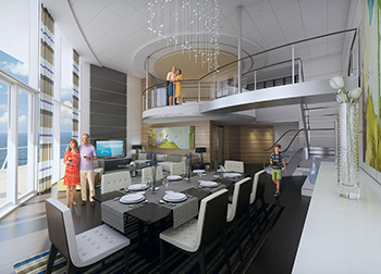 Royal Caribbean Announces New Royal Suite Class