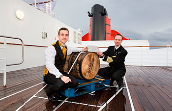 New Limited Edition Cocktail for Cunard