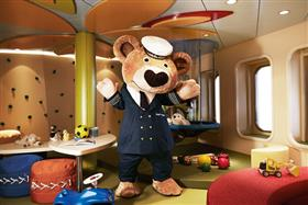 Knopf Club, the kids club of Hapag-Lloyds's cruise ships