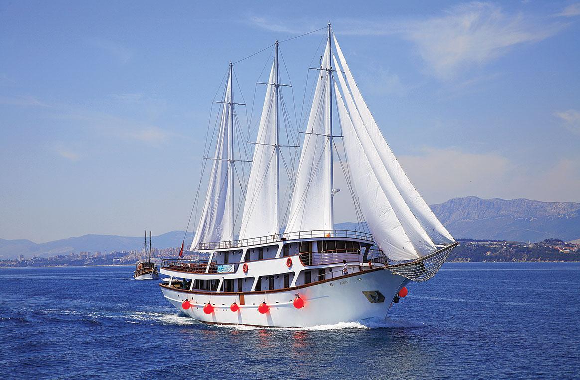 Croatian Cruiser