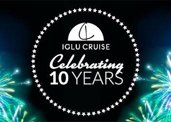 Iglu Cruise celebrate 10 years