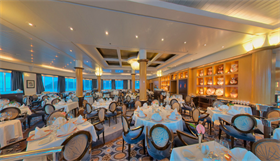 L'Etoile Restaurant, the  formal dining room