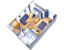 Owner's Suite Plan