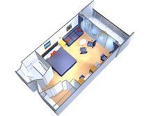Junior Suite Plan