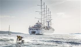 Surf from Club Med2, the perfect vessel for warter sports' lovers