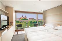 Panorama balcony suite