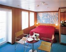 Mini Suite w/Balcony