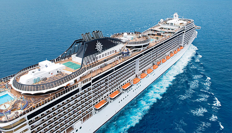 MSC Splendida reviews | IgluCruise