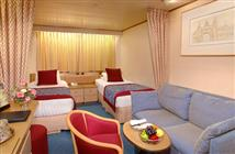 Large or Standard Inside Stateroom