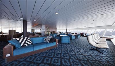 The Polarsirkelen Panorama Lounge