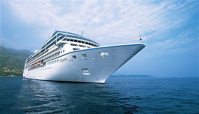 Regatta by Oceania Cruises, exterior