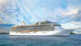 Riviera by Oceania Cruises, exterior