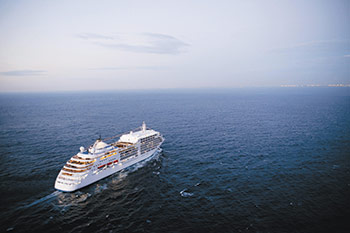 Andrea Bocelli returns to Silversea