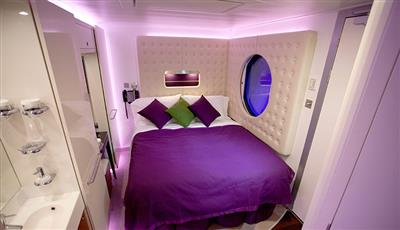 A mini-suite on the Norwegian Epic