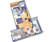 Royal Family Suite Plan