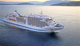 Silver Spirit, exterior, starboard