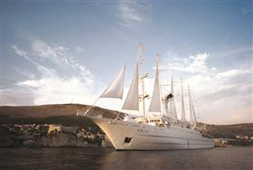 Wind Surf by Windstar Cruises, exterior