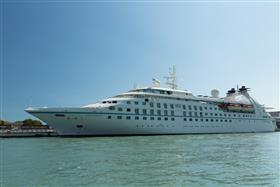 Star Breeze by Windstar Cruises, exterior