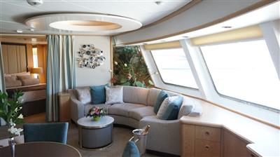 A suite on the Star Legend