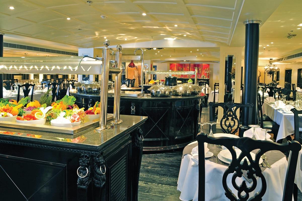 MS Mayfair restaurant