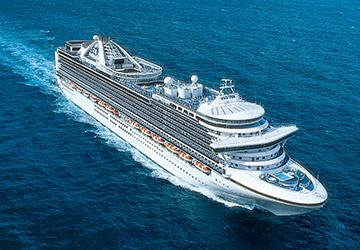 MSC Cruises will return to the UK