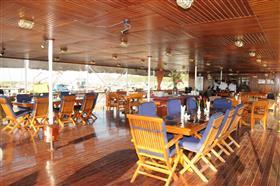RV Kalaw Pandaw restaurant