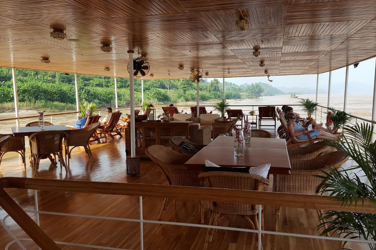 RV Champa Pandaw sun deck