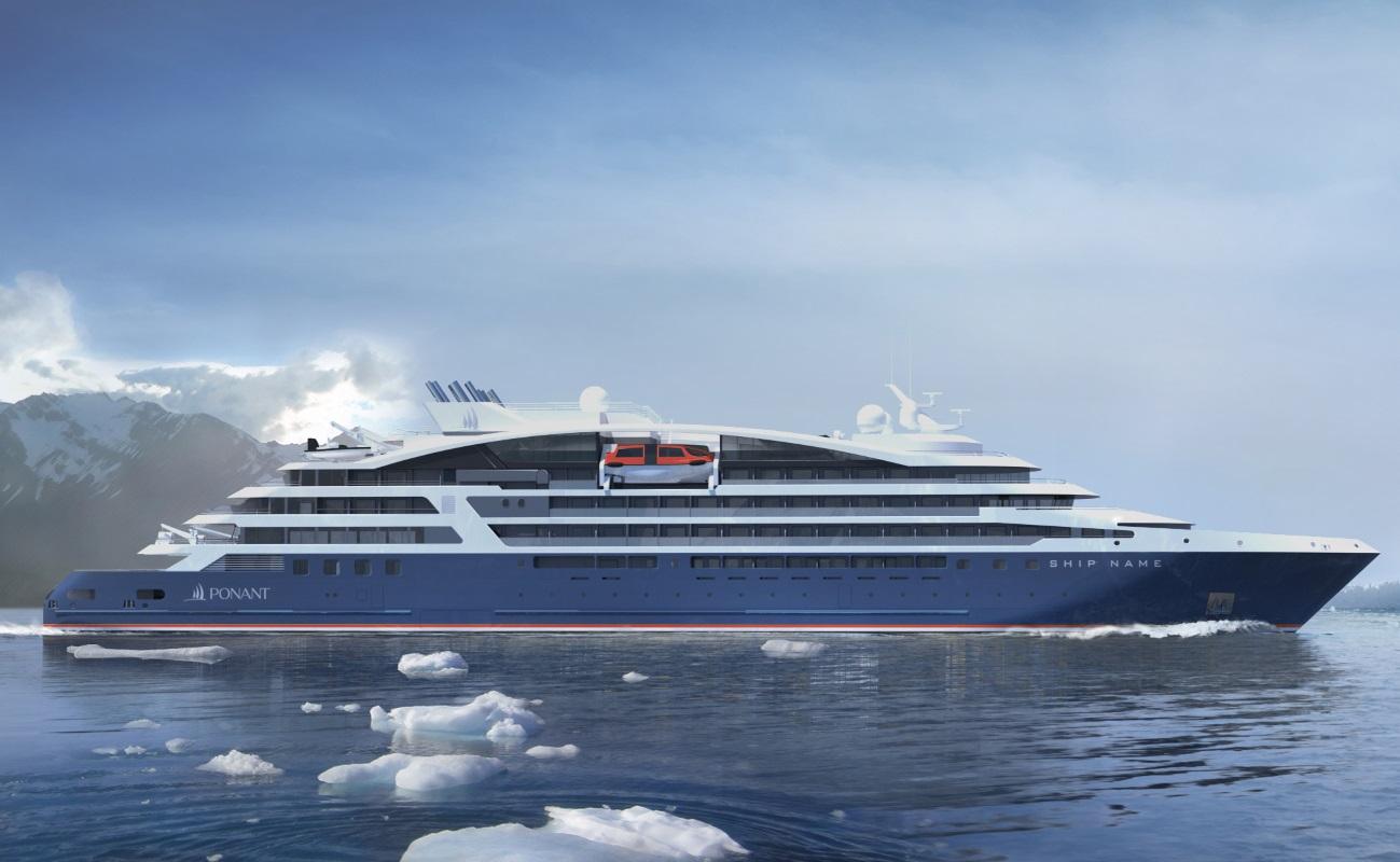 Ponant Cruises Iglucruise