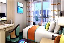 Havana Balcony suite