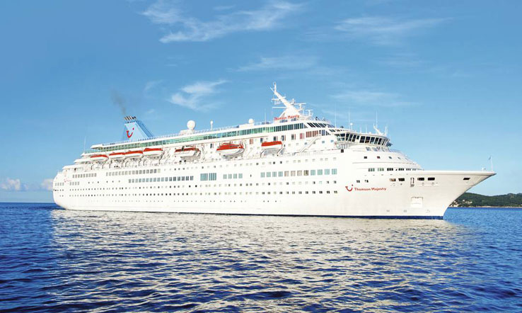 Thomson Cruises Thomson Cruise Holidays Iglu Cruise - Thomson dream cruise ship latest news