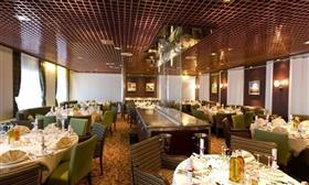 Caravelle Restaurant, on Zenith's Galaxy Deck