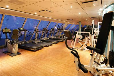 Stay fit on holiday, Costa neoClassica has a fully equipped gym