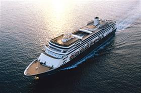 MS Volendam by Holland America Line, exterior
