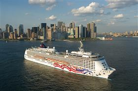 Pride of America by Norwegian Cruise Line, exterior