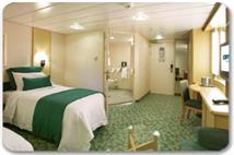 Ocean View Stateroom Access