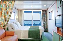 Superior Ocean View Stateroom