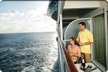Deluxe Ocean View w/Bal Access