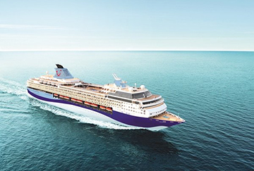 NEW SHIP TUI Explorer Announced For Thomson Cruises IgluCruise - The thomson dream cruise ship