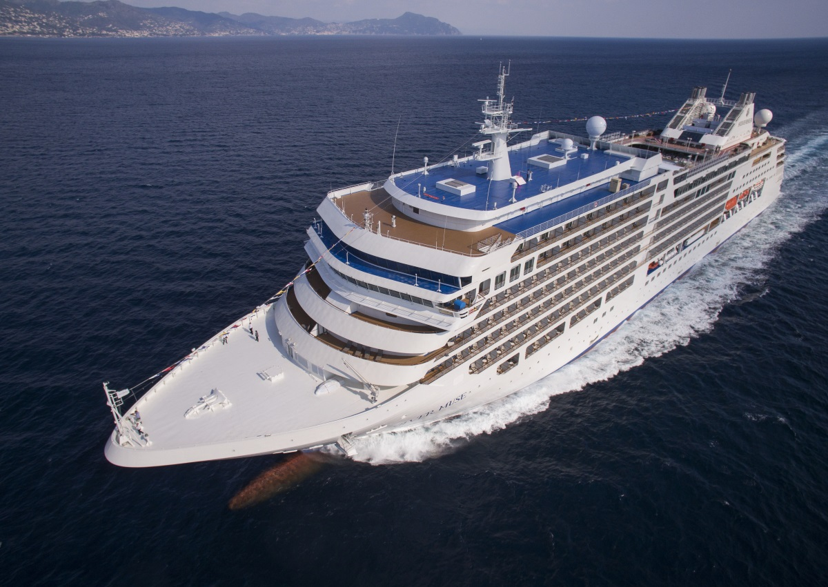 Australia And New Zealand To Bali In Luxury Nt Silver Muse - Cruise ship deals australia