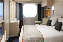 Single Ocean-view stateroom