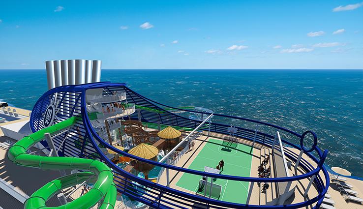 Italy, Malta, Sicily & Spain | 7 Nt | MSC Seaview | 1st ...
