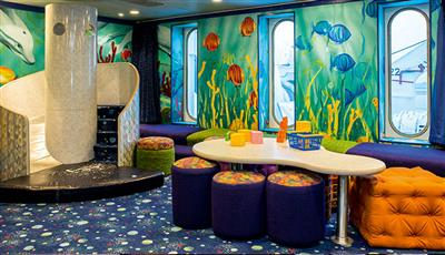 The Kids Club on Thomson Spirit