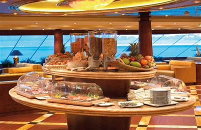 MSC Fantasia Buffet