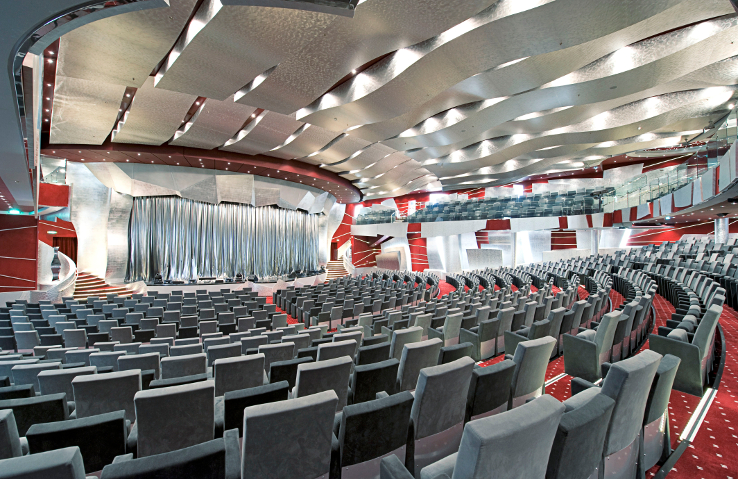 MSC Fantasia Theatre