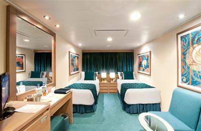 MSC Magnifica Cabin