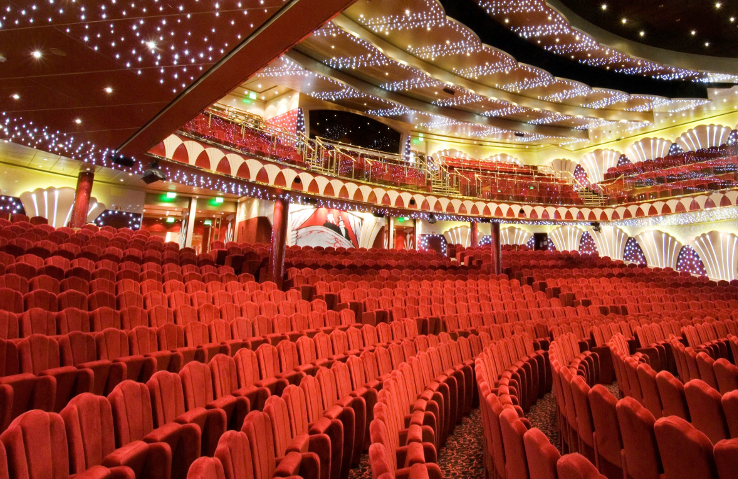 MSC Musica Theatre