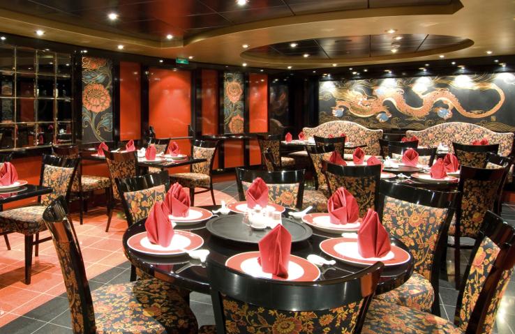 MSC Orchestra Restaurant