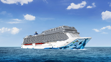 New NCL Features onboard Norwegian Bliss