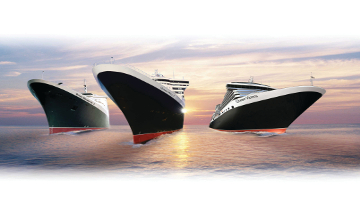 Pre-register Now for Your Summer 2019 Cunard Cruise