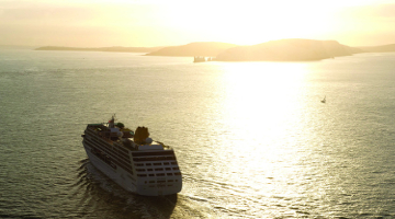 P&O Announce Sale of Adonia